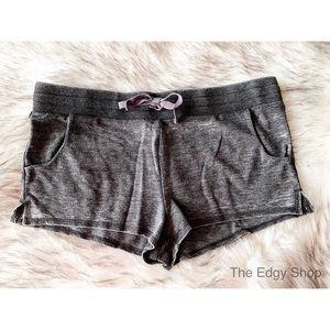Express | One Eleven Burnout Lounge Shorts